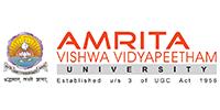 Amrita Vishwa Vidyapeetham logo