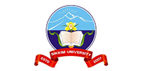 Sikkim University logo